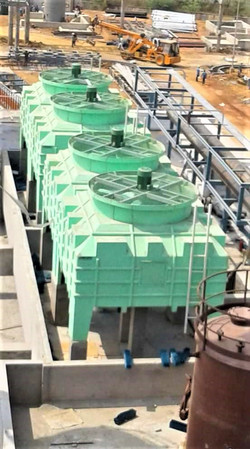 Cooling tower manufacturer