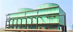 FRP RCC Cooling tower