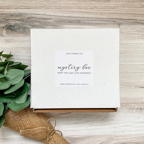 Candle Mystery Box