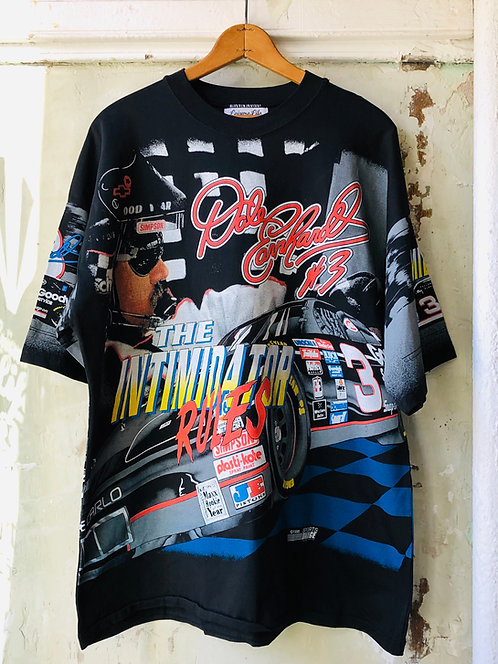 "Dale Earnhardt ""The Intimadator Rules"" T-shirt"