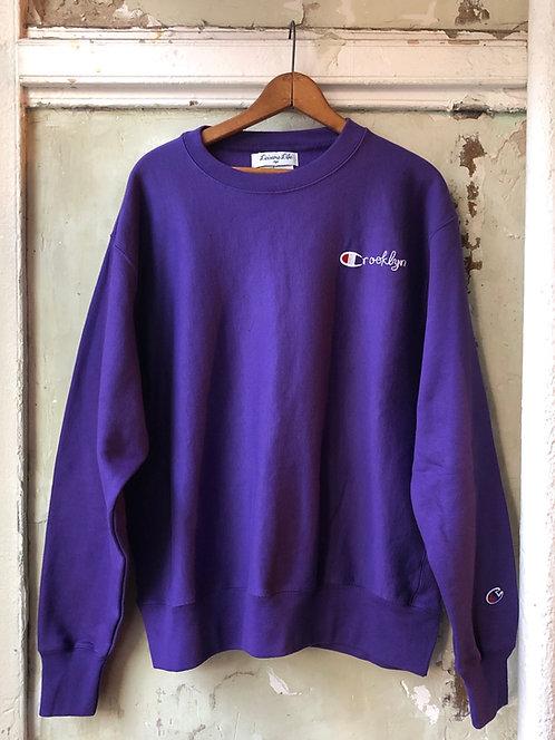 Crooklyn (Purple)