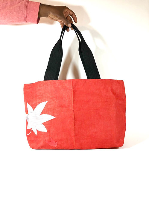 Japanese Obi Belt Tote Bag (RWF)