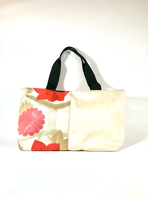 Japanese Obi Belt Tote Bag (CRF)