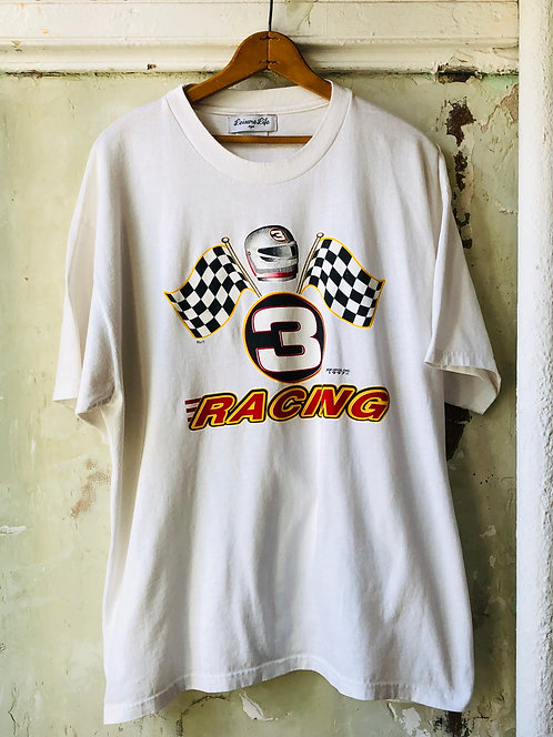 "Dale Earnhardt ""3 RACING"" T-shirt"