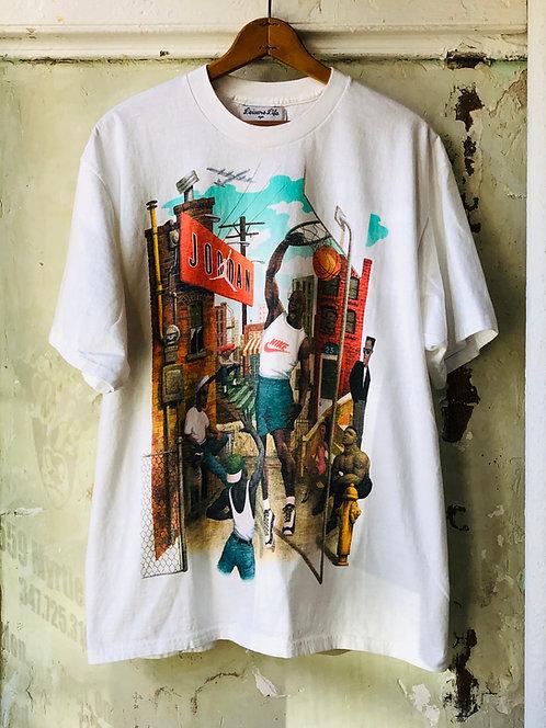 """Michael Jordan """"Air Jordan"""" NIKE T-shirt"""