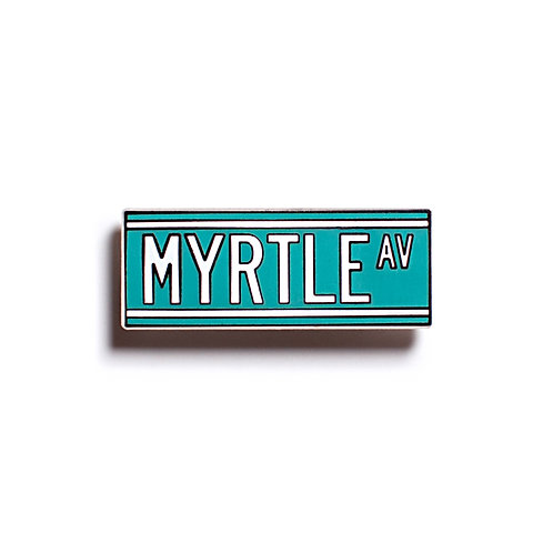 MYRTLE AVE PIN