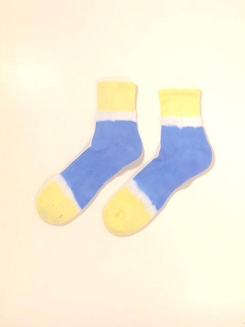 Dip Dyed Lo Socks (YBY)