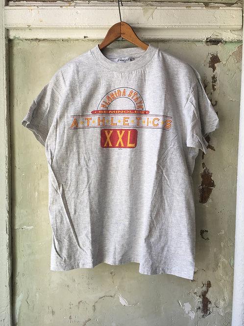 VINTAGE FSU ATHLETICS T-SHIRT (XL)