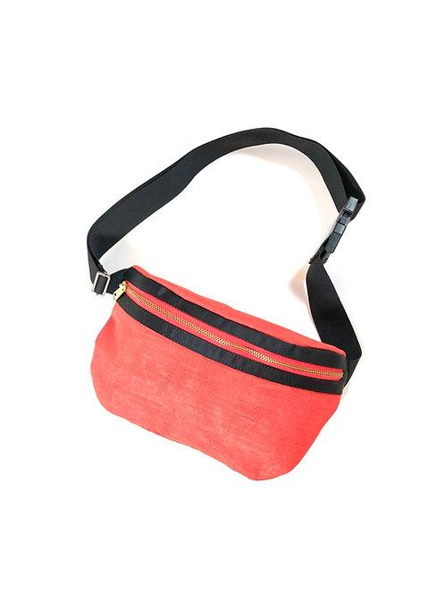 Japanese Obi Belt Waist Bag