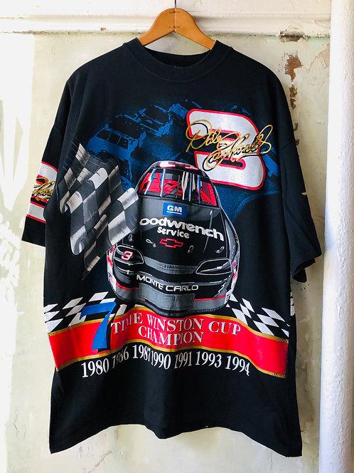 Dale Earnhardt 1994 Winston Cup Champion T-shirt