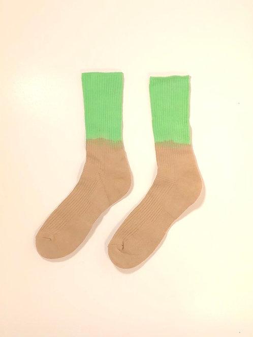 Dip Dyed Hi Socks (GT)