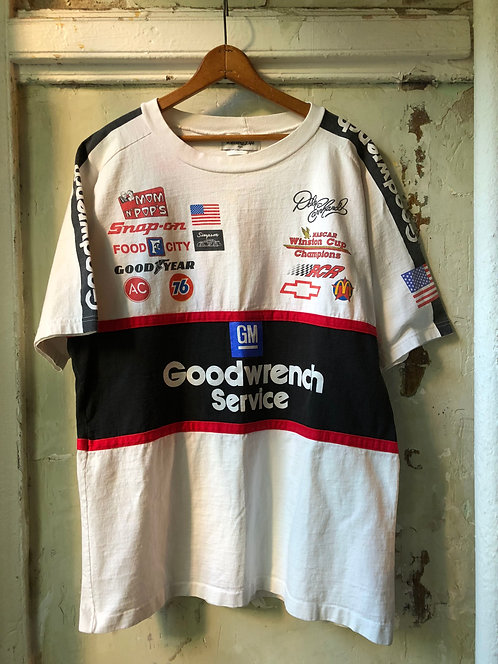 """Dale Earnhardt """"Goodwrench Service"""" NASCAR T-SHIRT"""