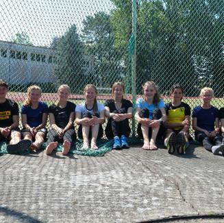 Trainingslager Zinnowitz 2019
