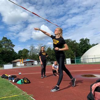 Trainingslager Strausberg 2020