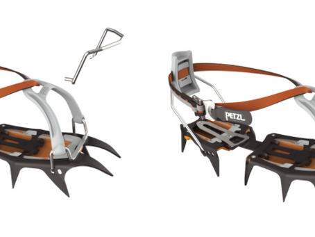 Petzl Crampons + Ice Axes: Which models do I choose?