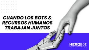 Copy of Cómo los Bots con Inteligencia Artificial, están cambiando la industria de Recursos Humanos.