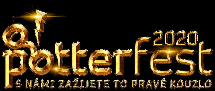 Potterfest 2020 logo
