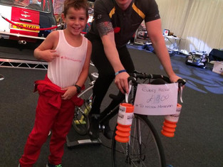 Kingman raises over £1500 in ride of remembrance!