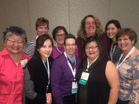 AFWC's at AOTA Conference 2018