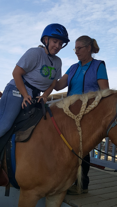 NDR Therapeutic Riding in Norco