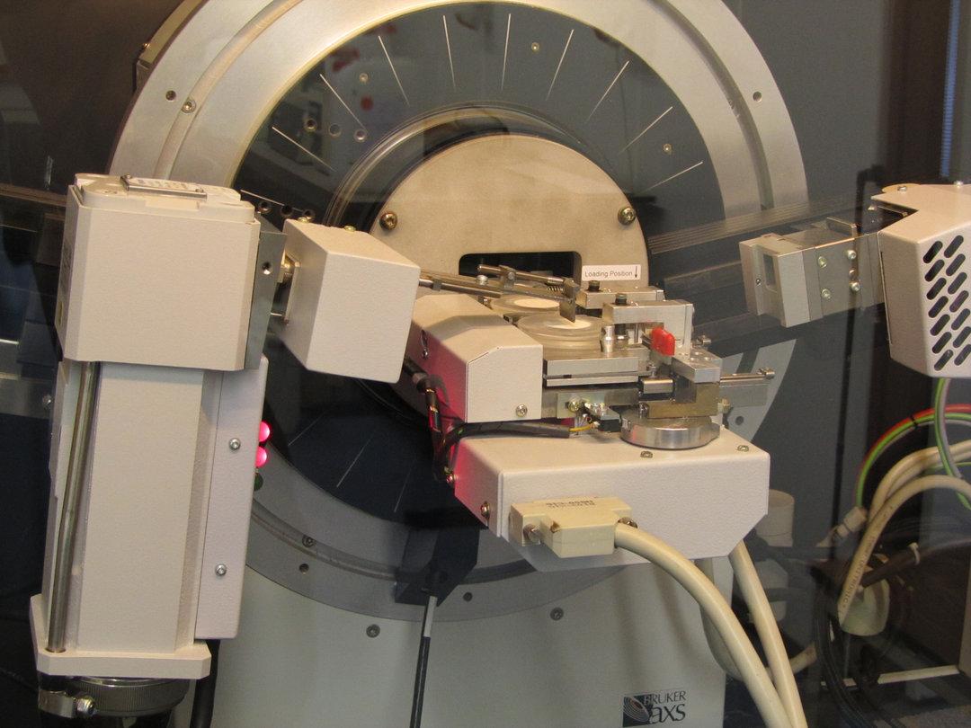 Diffrattometria raggi X