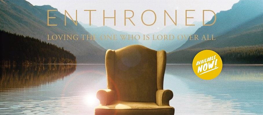 Enthroned Book