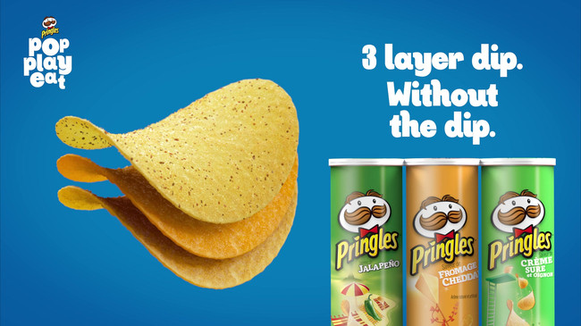 Pringle's Youtube Bumpers