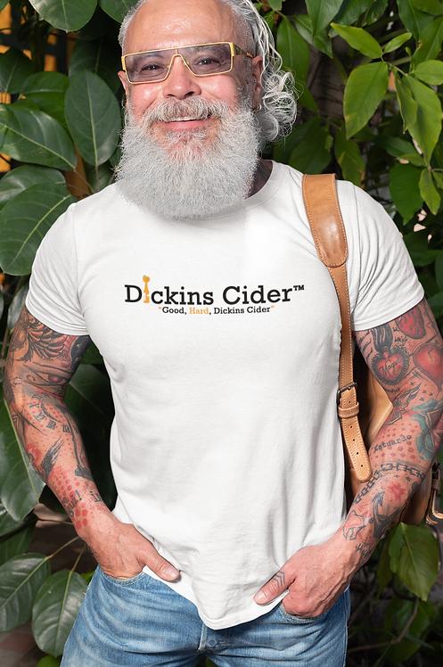 Dickins Cider™ Unisex White Tee