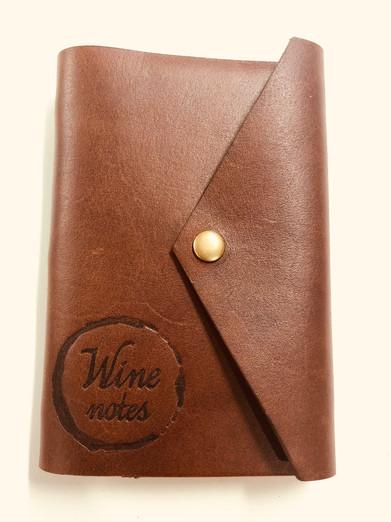 Wine Notes Pocket Journal