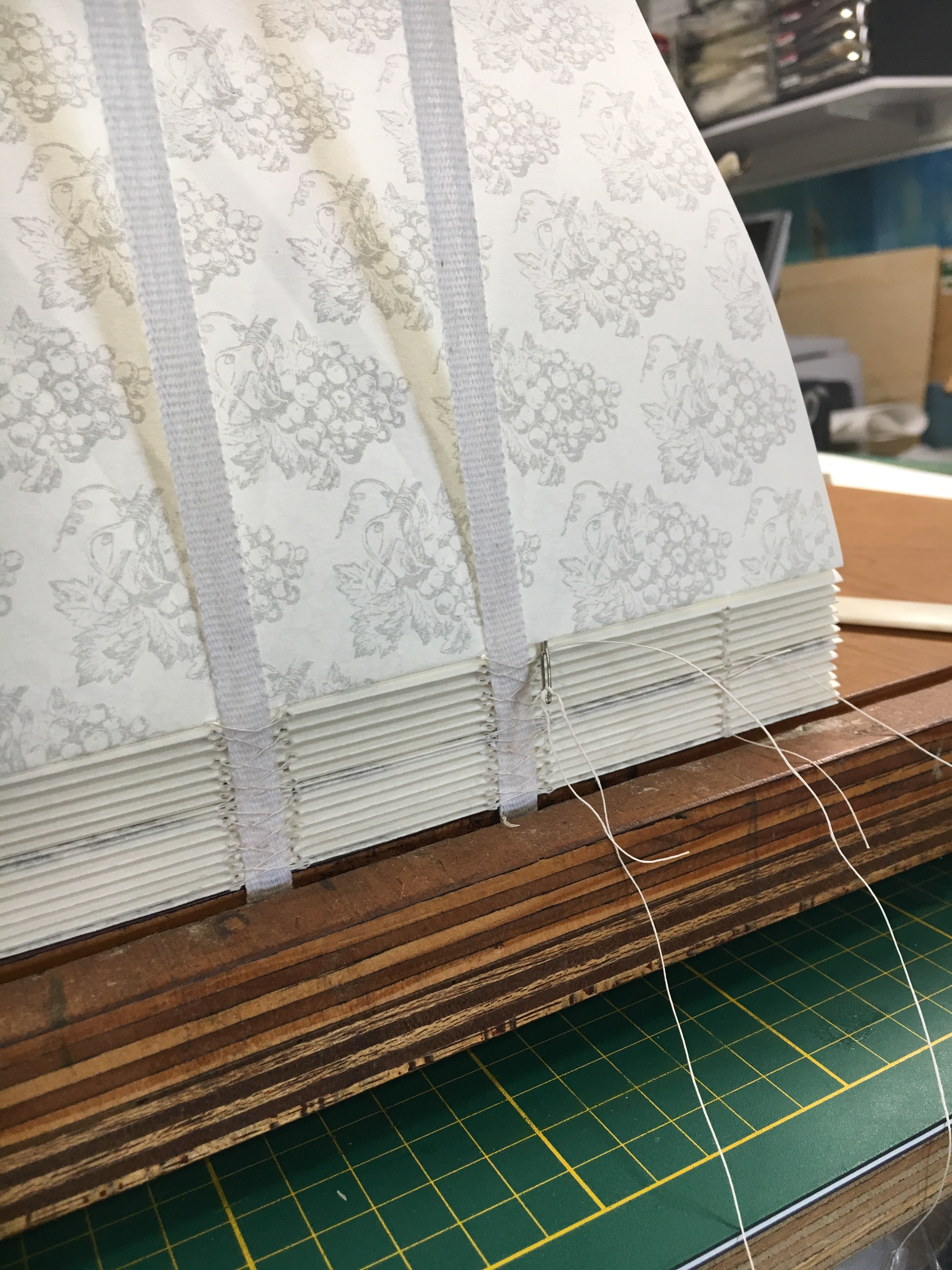 Sewing of Wine Notes