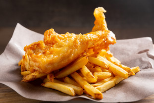1 Piece Fish &Chips