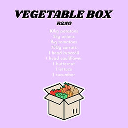 Veg Box R250