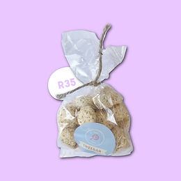 Toasted Marshmallows 100g R35 (SOLD OUT)