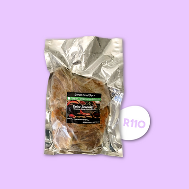Braai Pack 500g R94 (SOLD OUT)