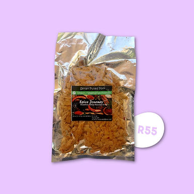 Pulled Pork 250g R55 (SOLD OUT)