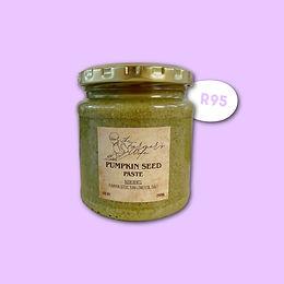 Pumpkin Seed Paste 290ml R95