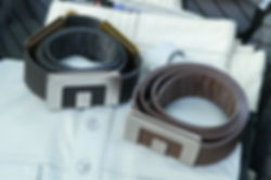 MIN Belt is easy to pack for travelling.