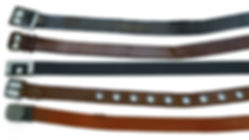 MIN Belt is very durable. No kinkiness.