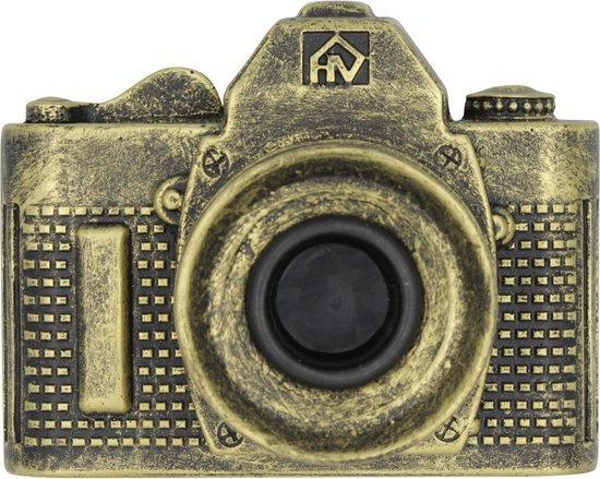 Camera kandelaar goud
