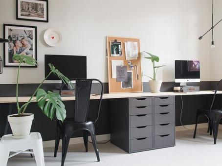 6 tips om een fijne thuiswerkplek te creëren