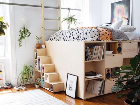 7 tips voor het inrichten van een kleine woning