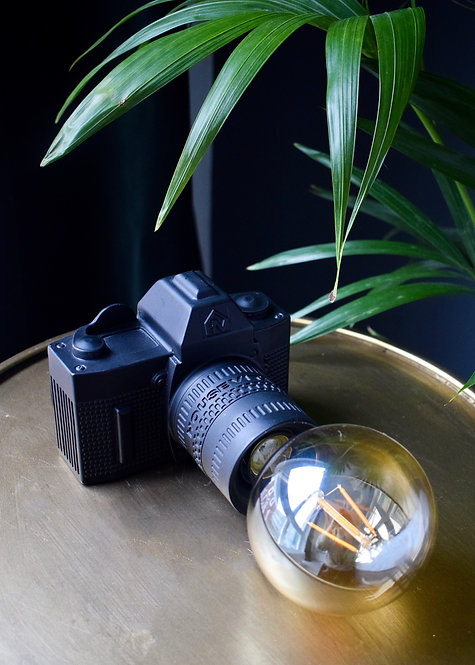 Fototoestel lamp