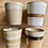Thumbnail: Handgemaakte kopjes set