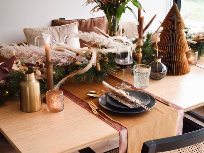 5 tips voor een betoverende kersttafel