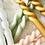 Thumbnail: Spiraal kaarsen diverse kleuren