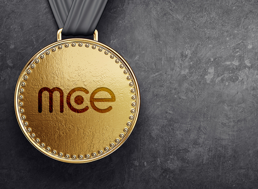 """mce receives the """"Golden Mark"""" for high standards of quality from SII"""