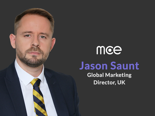 mce's appointments Global Marketing Director to support its next phase of growth