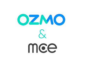 Ozmo and mce partner to improve the consumer experience