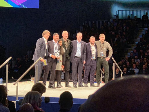Dixons Carphone service and retail operations teams wins prestigious Chairman Shield award