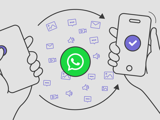 WhatsApp content transfer now available in mce solutions